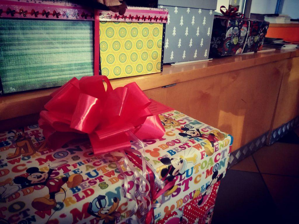 Božiček za en dan